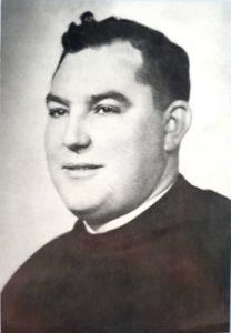 P. Moisés Montaña.  Director (1953-1955)