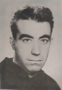 P. Domingo Álvarez. Director (1961-1967)