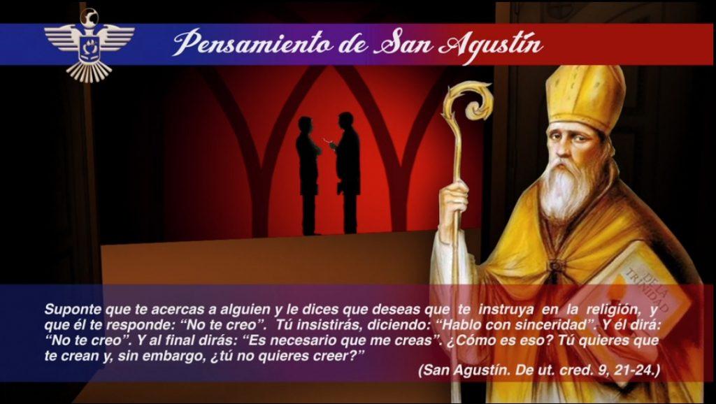 Credibilidad San Agustín