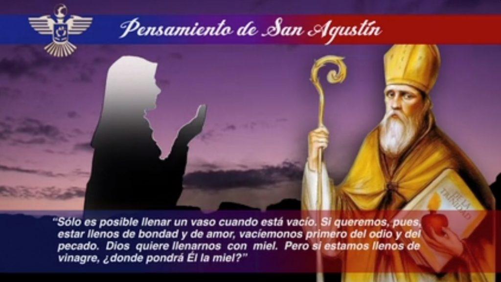 Bondad y Amor San Agustín